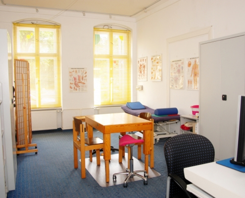 Handraum Praxis für Ergotherapie Jorinde Caspary